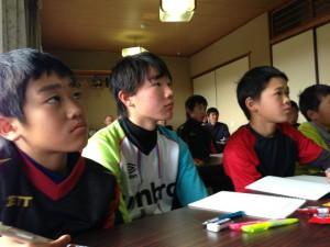 野球教室の勉強会